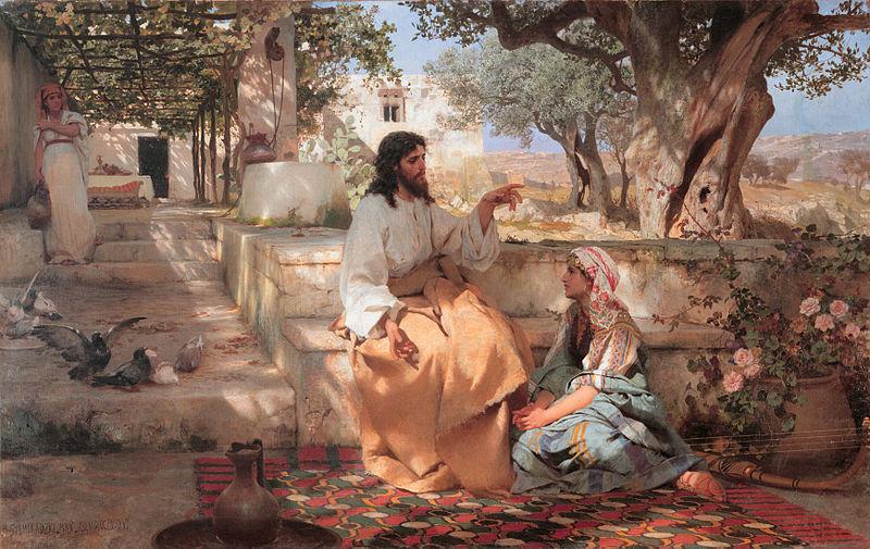 by Henryk Siemiradzki, 1886