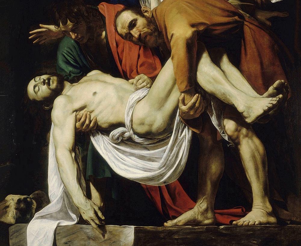 by Michelangelo Merisi da Caravaggio
