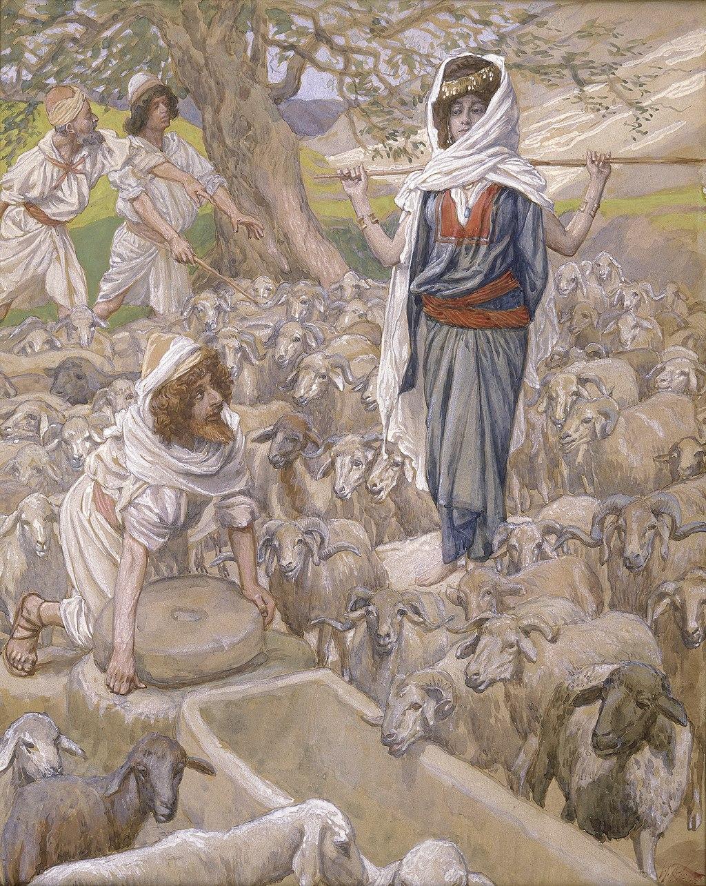 Rachel, wife of Jacob and mother to Joseph and Benjamin (Genesis 29-48).