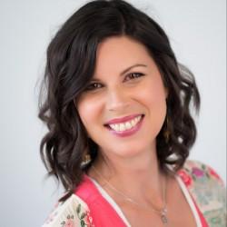 Guest speaker Heather Dixon
