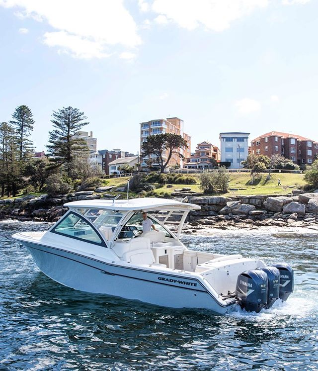 IS THERE a more practical boat built in the world?  Day Boating/Cruising ✅ Game Fishing ✅ Overnight Adventures ✅ Offshore Machine ✅ Water Sports ✅  Grady-White 375 Freedom