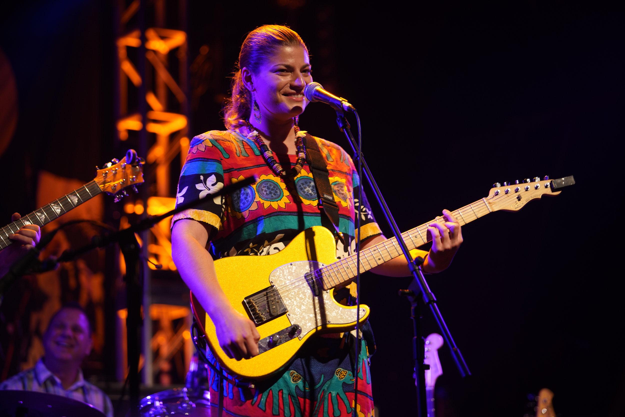 Lucy Morningstar - Lead singer / multi-instrumentalist