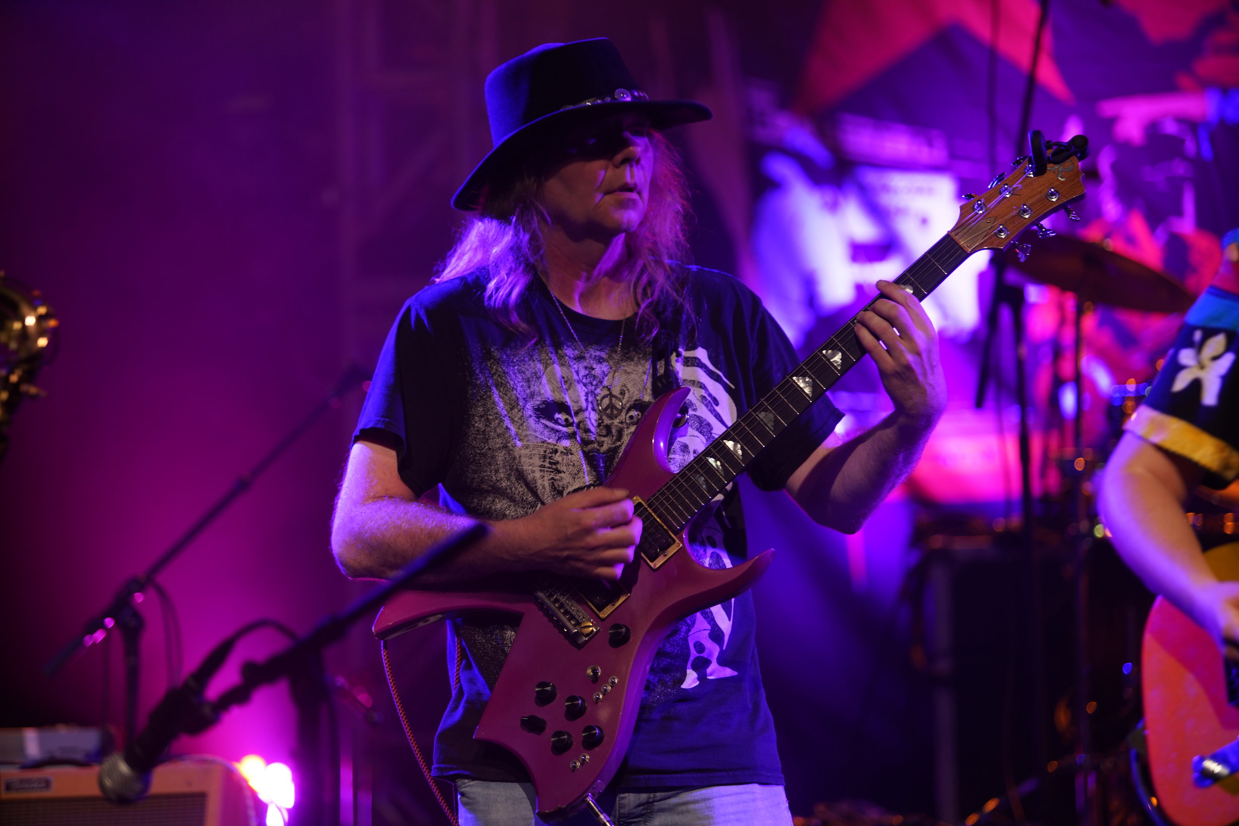 Rich Fisanick - lead guitarist