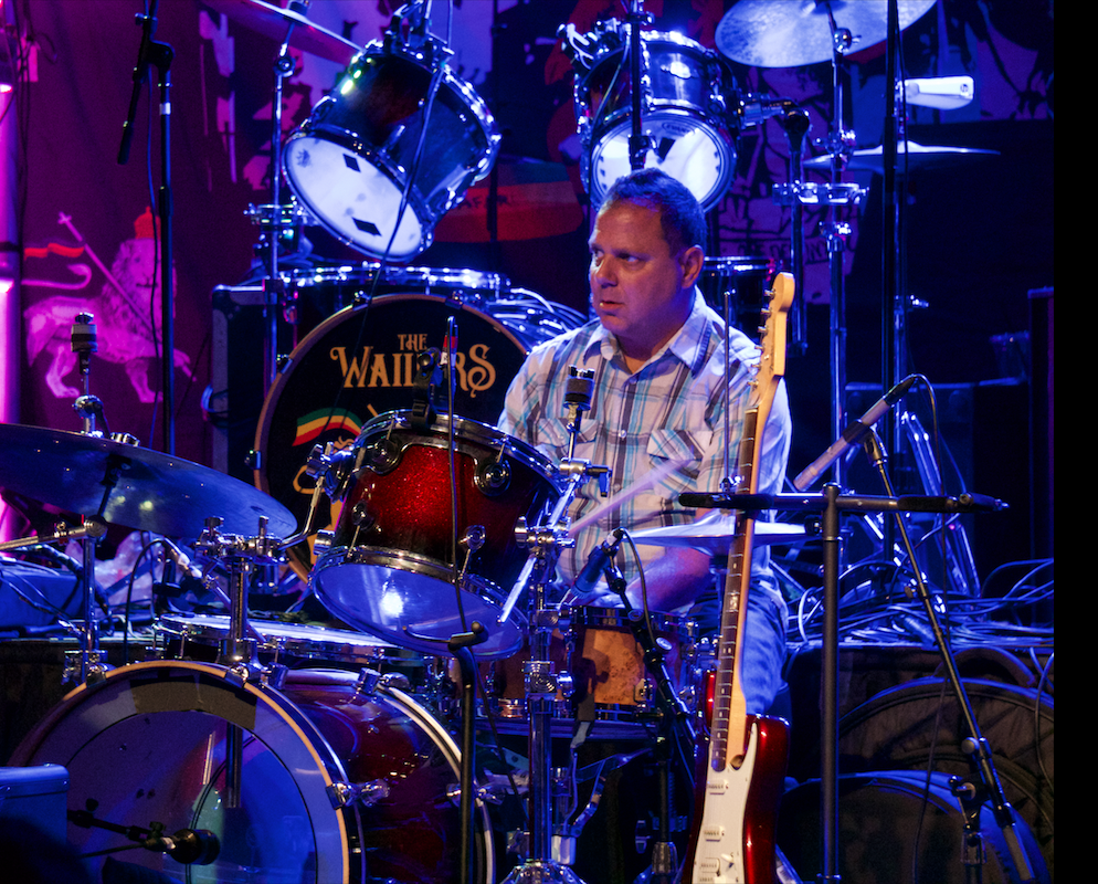 Perry Ostrin - Percussion / Drums