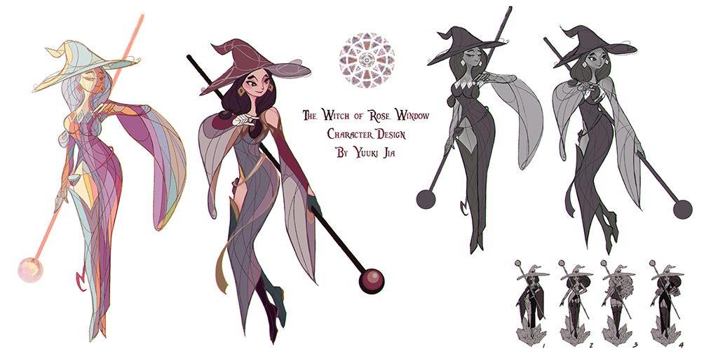 character folio yuuki jia 2018 ctn 06 rose window witch.jpg