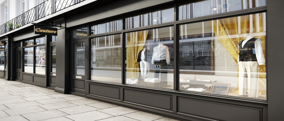 Retail - Shopfronts, window displays and lifestyle