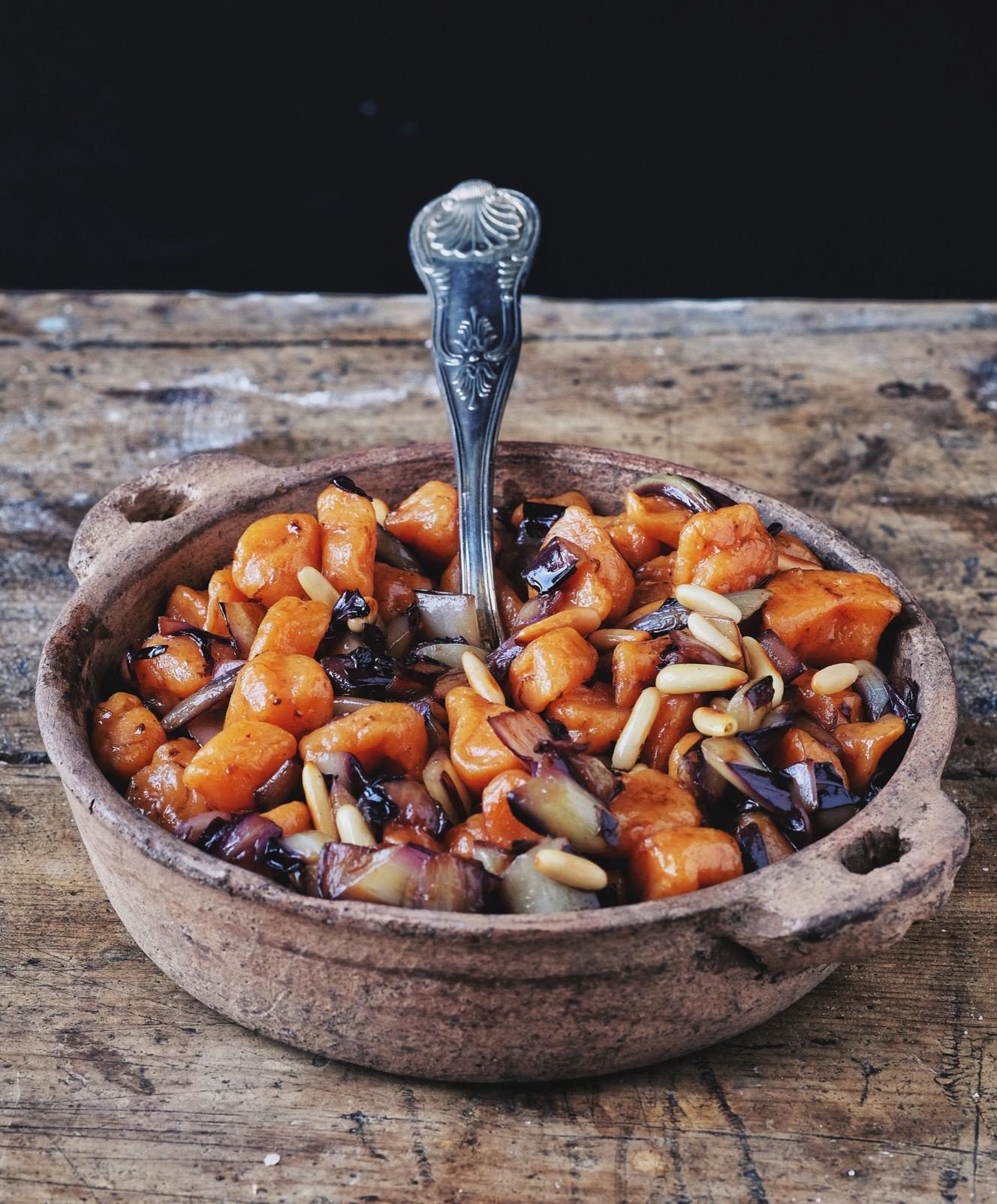 gnocchi di patata dolce