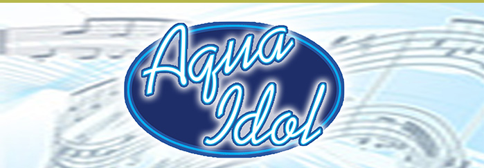 Aqua Idol for King and Queen of Fantasy Fest