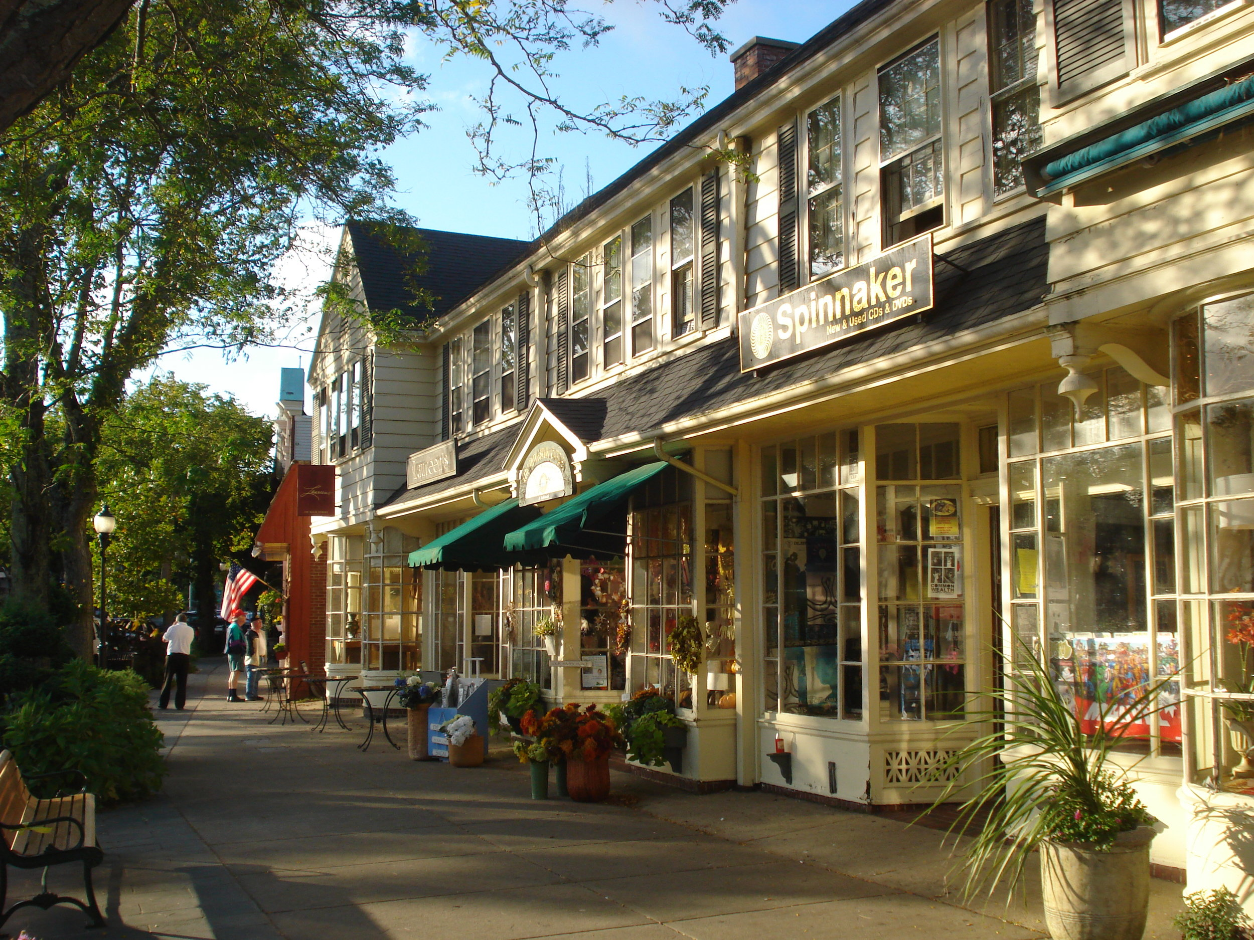 Town of Falmouth, Design Consultant