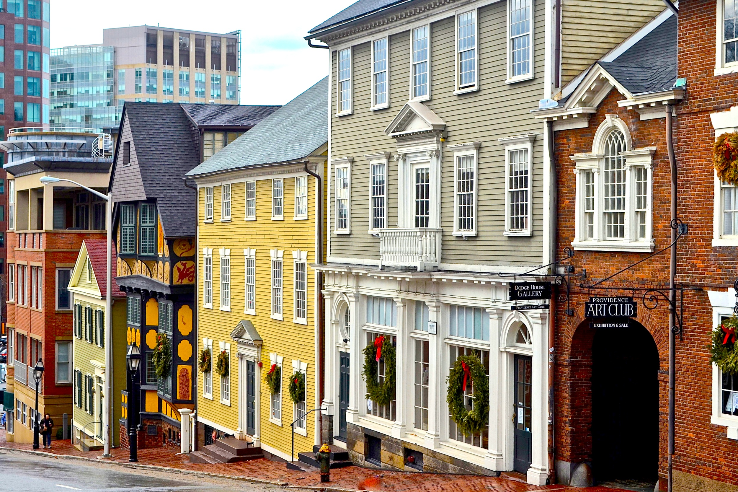 Providence Historic District Commission (PHDC)