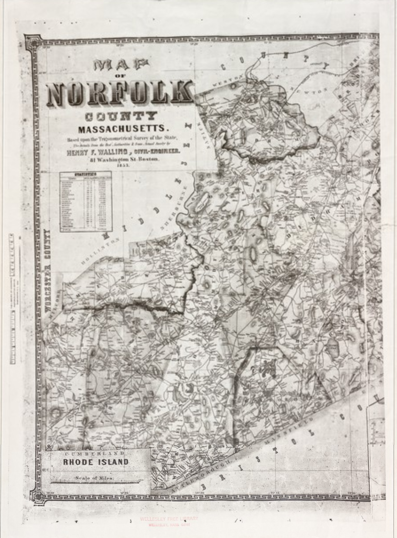 Town of Norfolk, Design Consultant