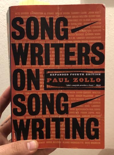 Paul Zollo Songwriters on Songwriting.JPG