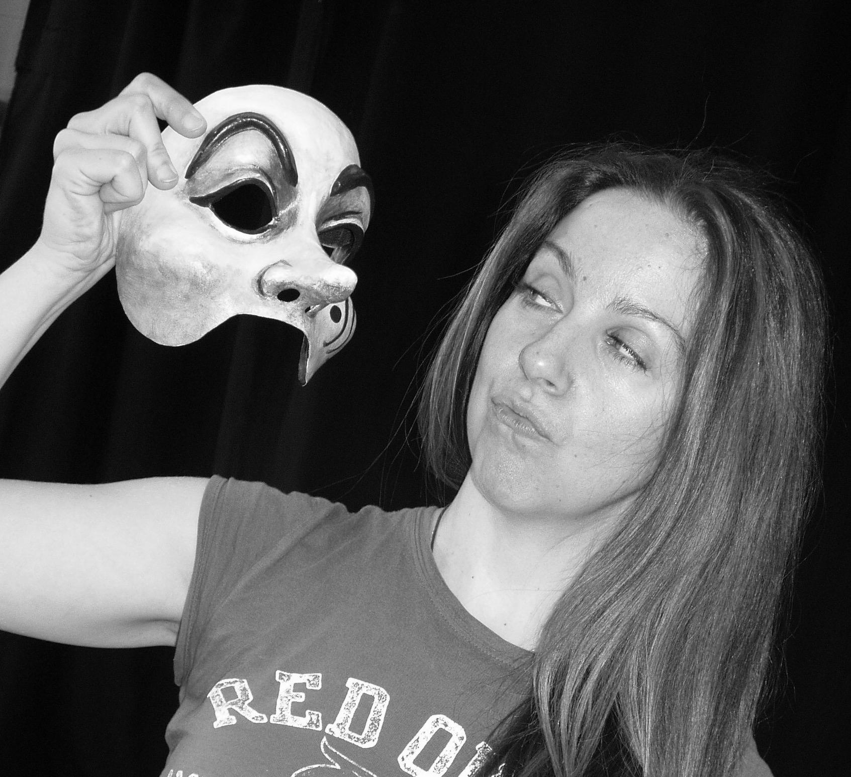 Commedia Mask (character)