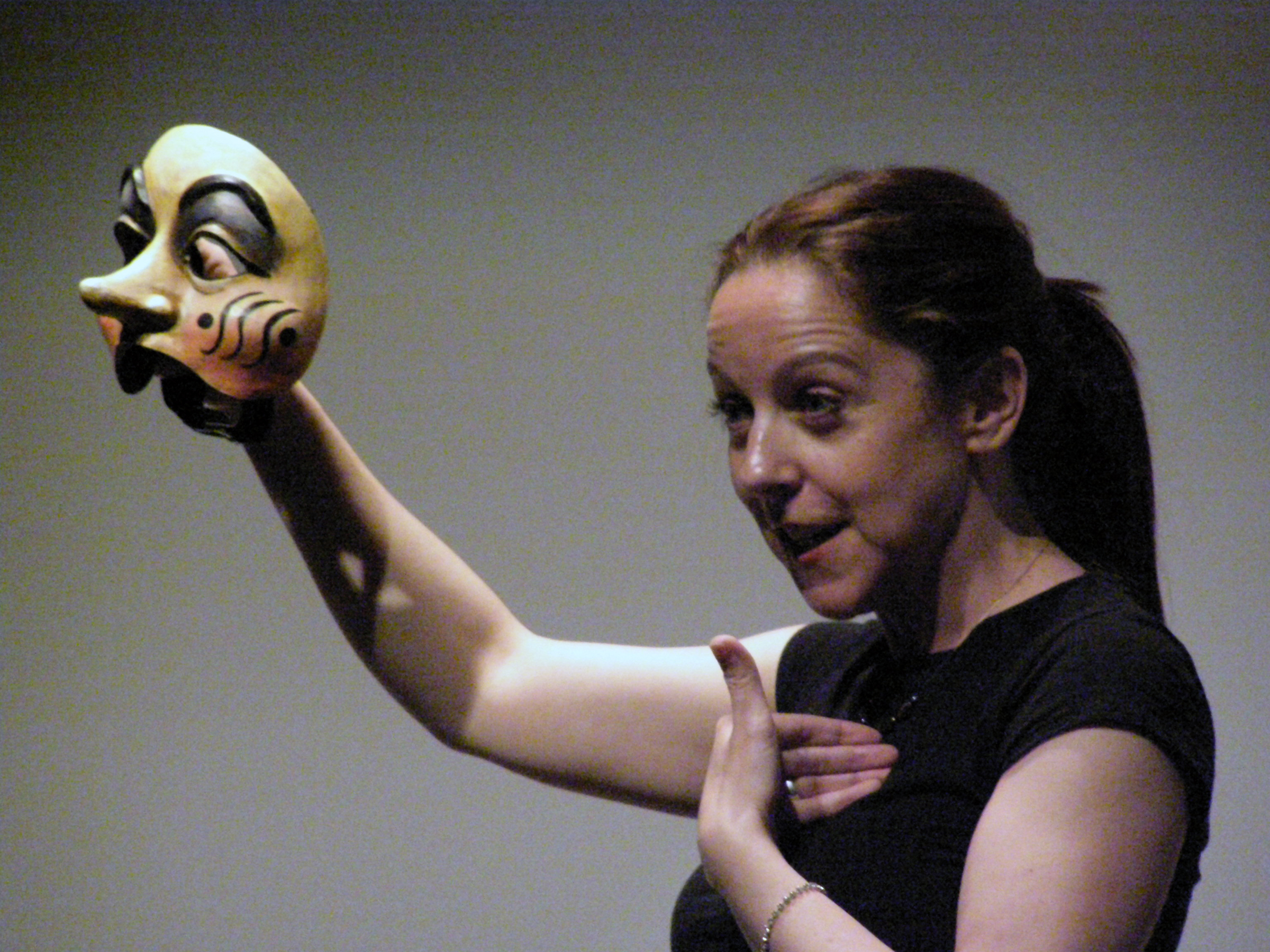 Commedia Mask (character)