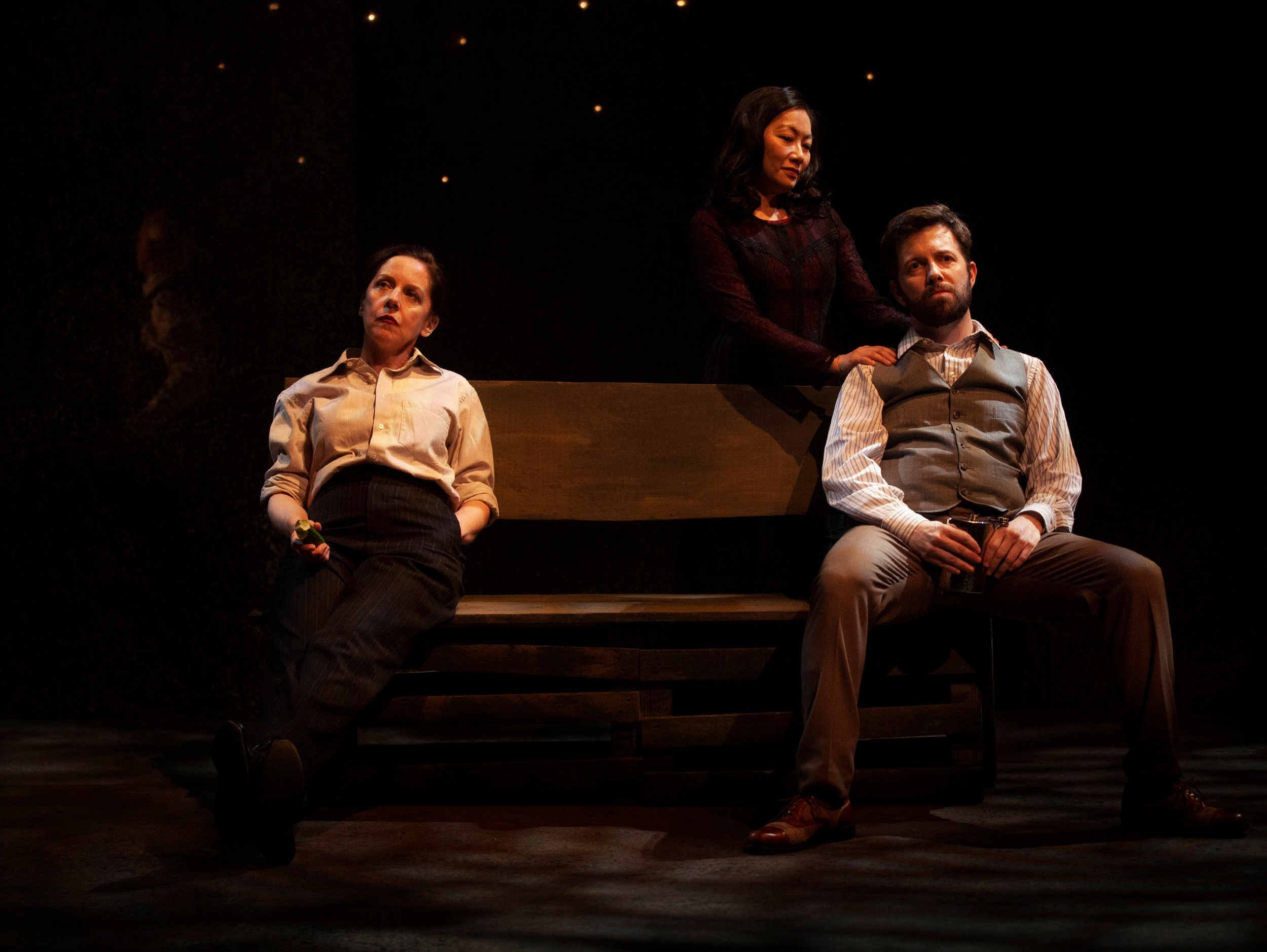 The Cherry Orchard, Modern Times Stage Company, Streetcar Crowsnest