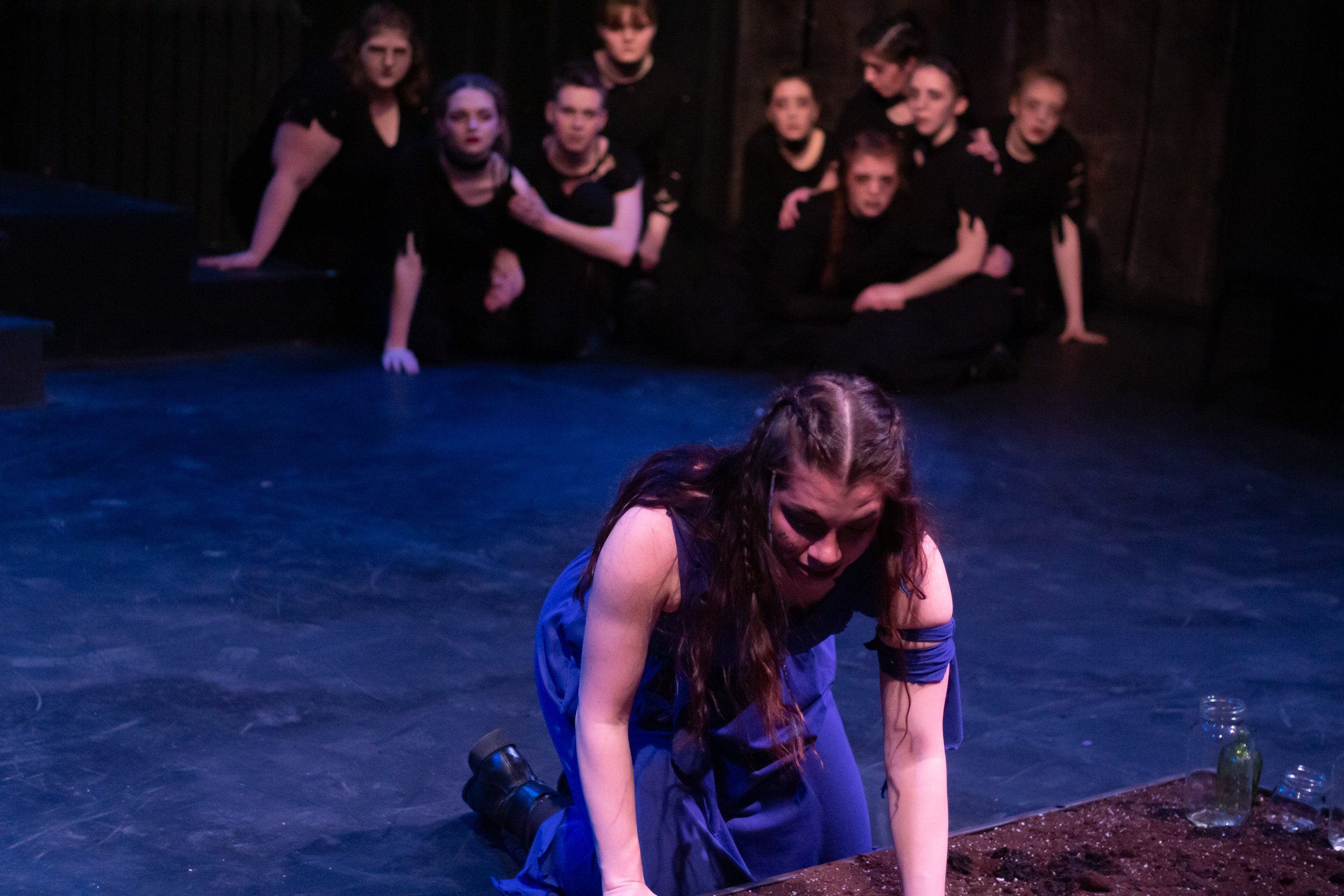 The Oresteia, Randolph Academy for the Performing Arts