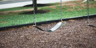 stock swing photo doesn't hold a candle to my old swing set …