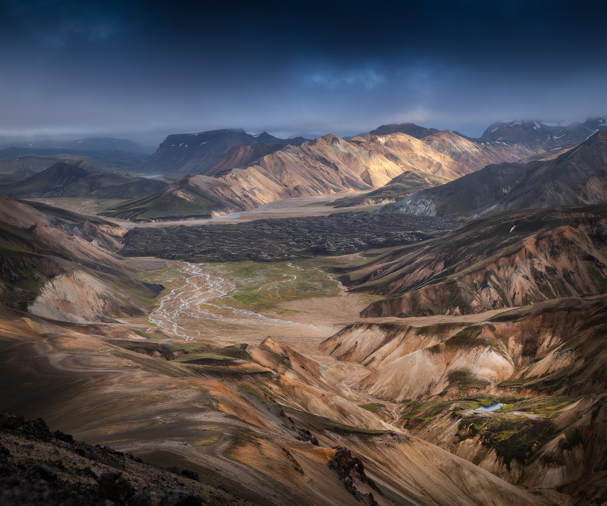 Highlands - Landmannalaugar