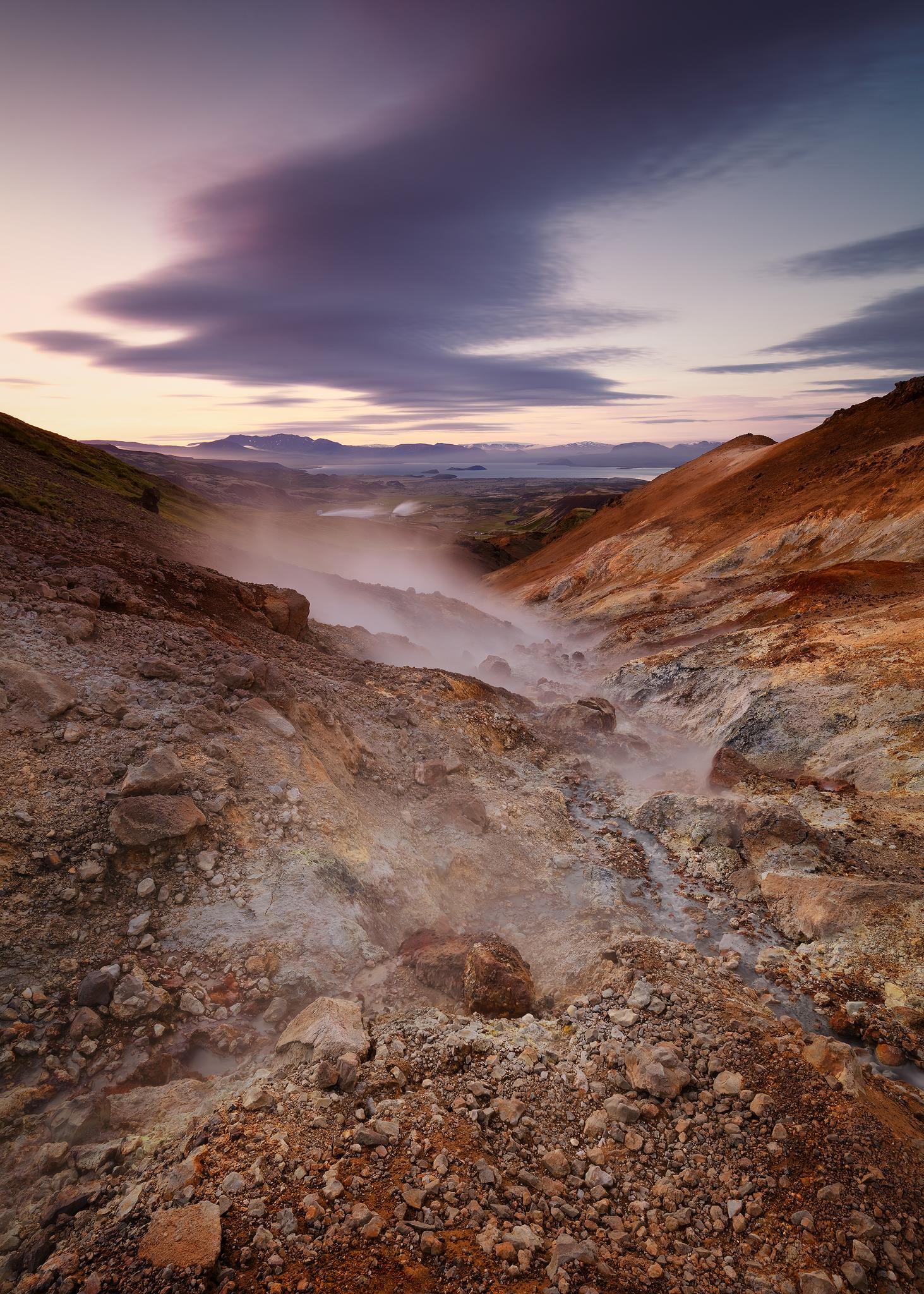 Geothermal Iceland - Nesjavellir