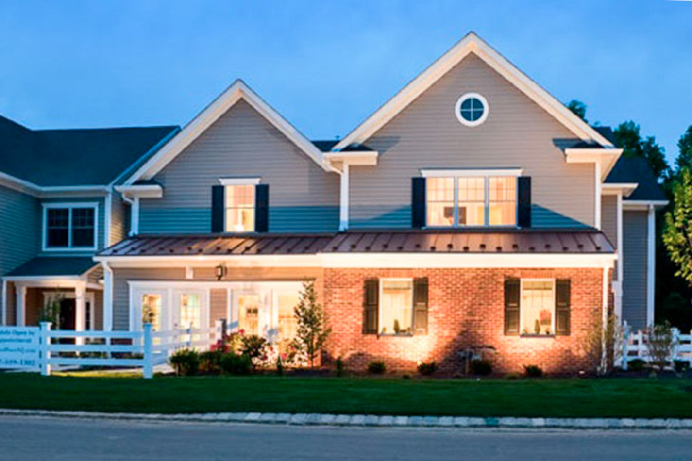JAMES PLACE - LOCATION: MORRISTOWN, NJA gracious town home community featuring 23 family homes.