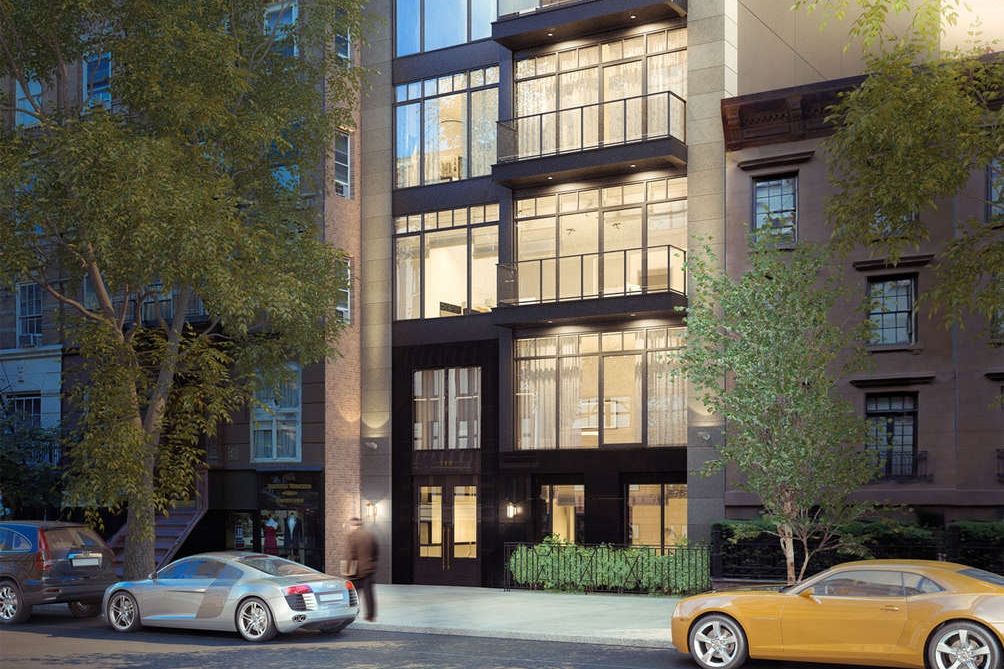 318 EAST 81 STREET - LOCATION: MANHATTAN (UPPER EAST SIDE), NYA collection of six full-floor condominium residences.