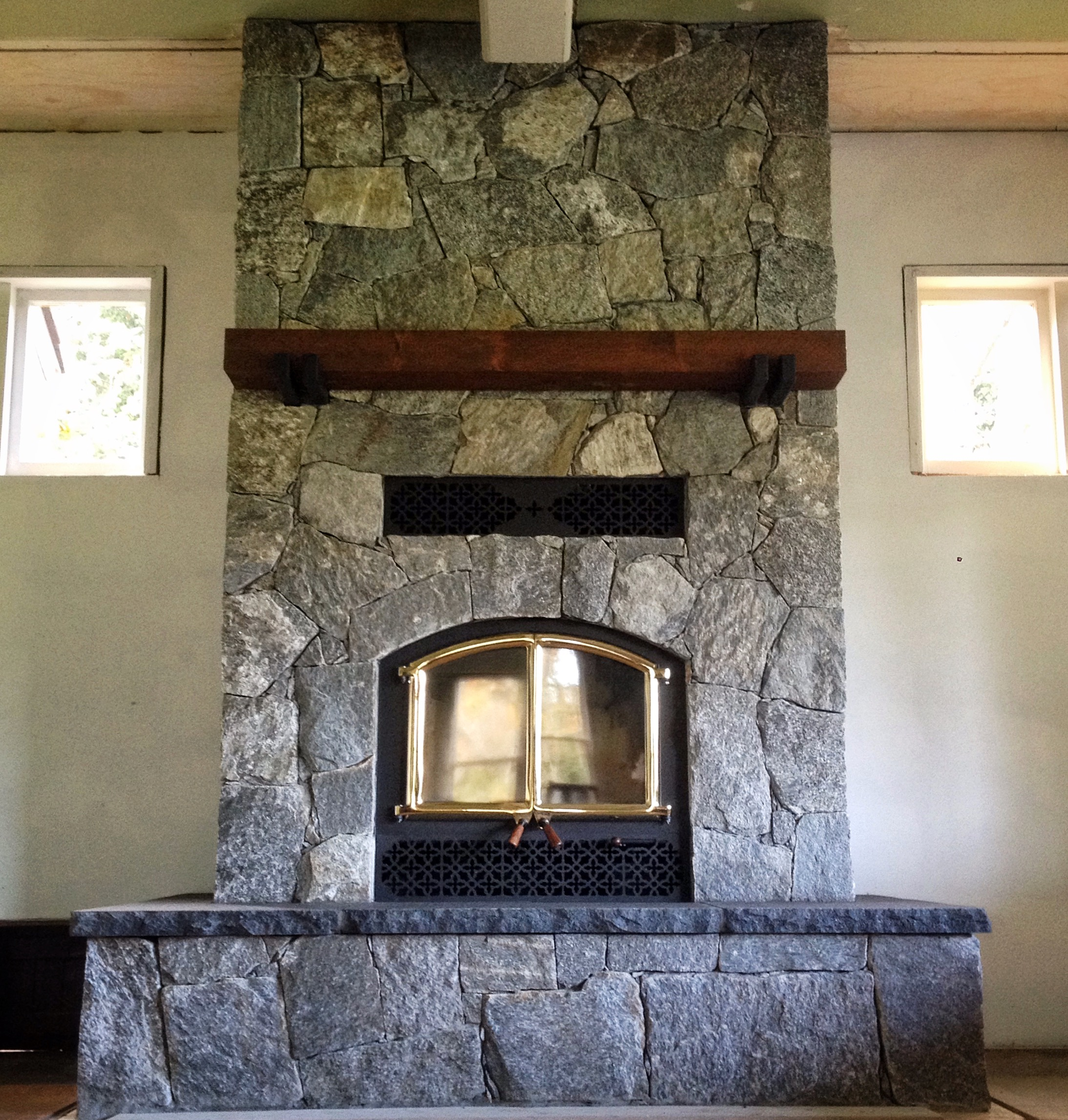 Fireplaces - Gas or wood burning, a fireplace should be the focal point of your living room. With a huge range of stone colours and styles to choose from, we would love to create your dream fireplace for you.