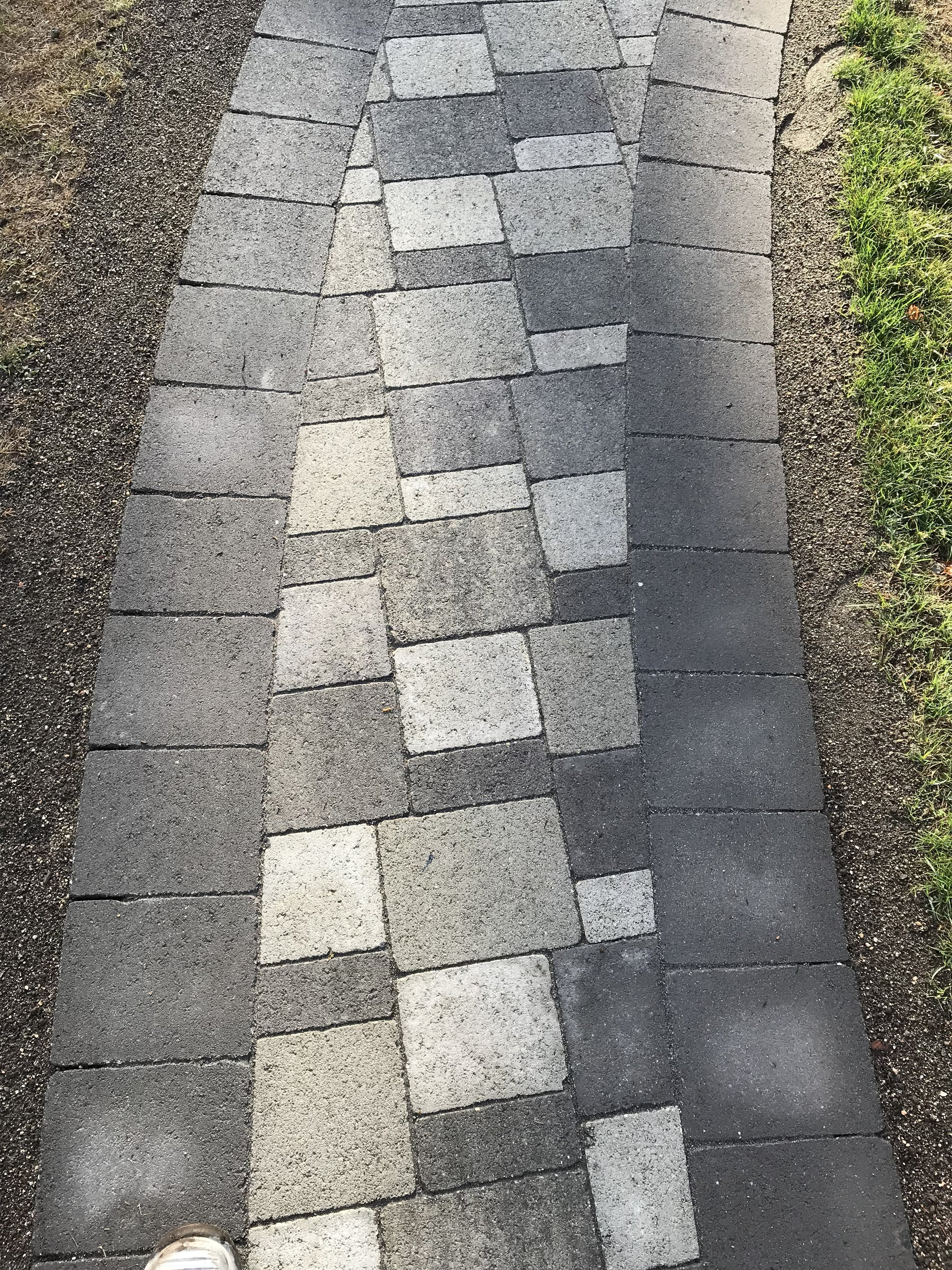 Paving Stones - A great cost effective and versatile product for a patio, walkway, or staircase. Well prepared and installed paving stone surfaces create a crisp, clean, easy to maintain look.