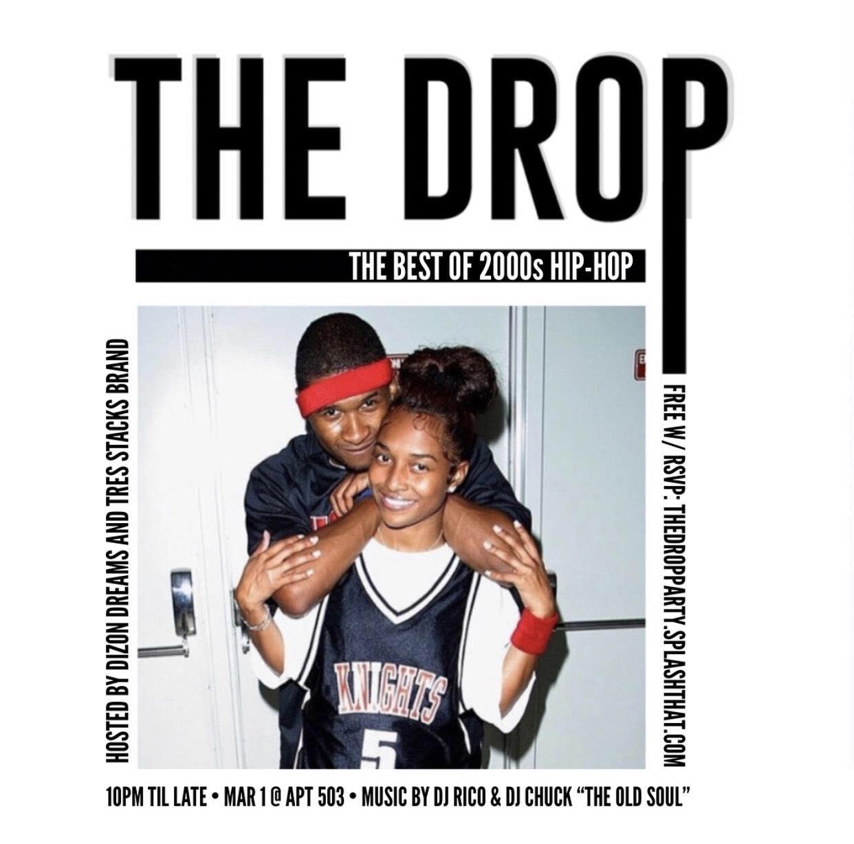 The Drop (DJ Chuck 'thE oLd SouL') [3.1.19].jpg