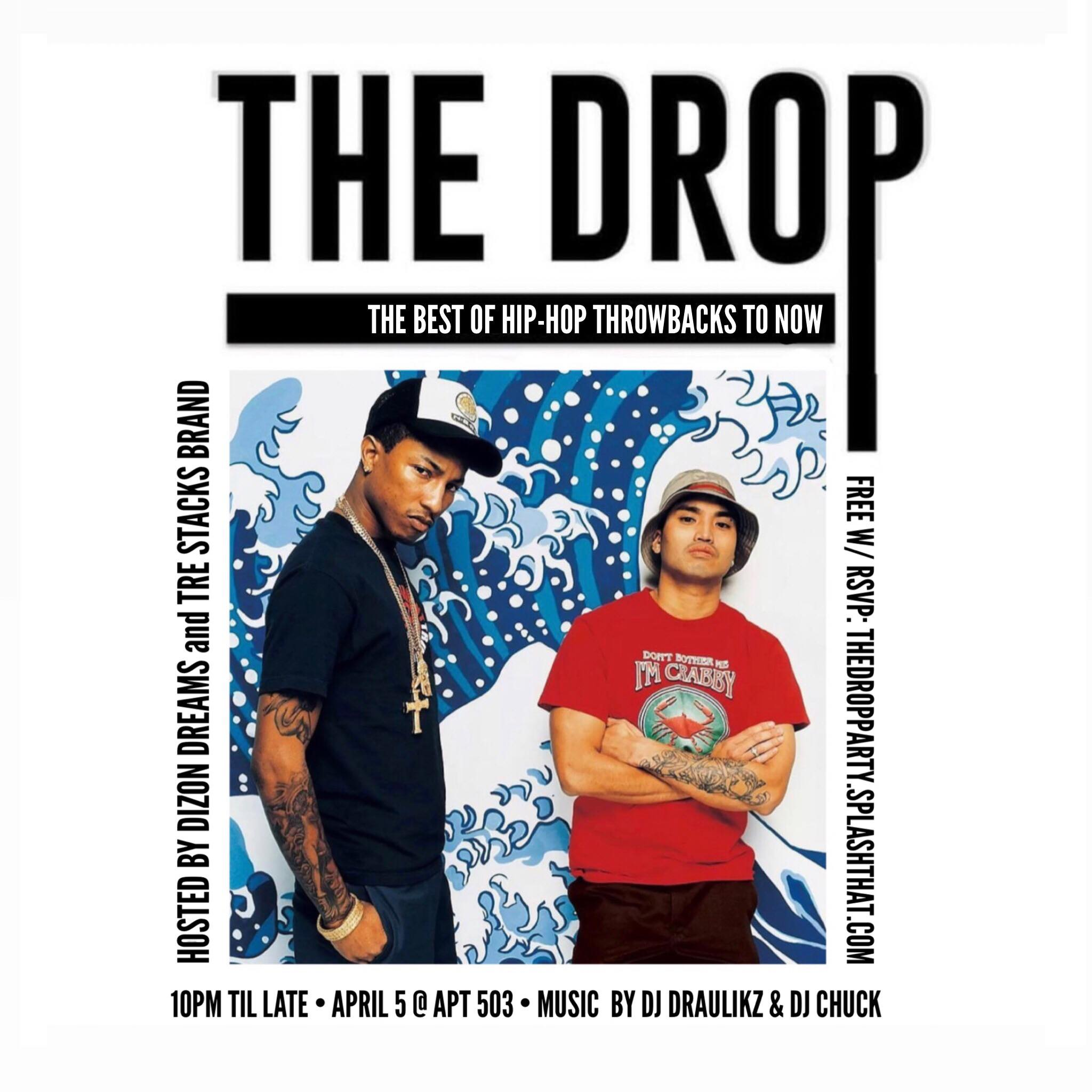 The Drop (DJ Chuck 'thE oLd SouL') [4.5.19].jpg