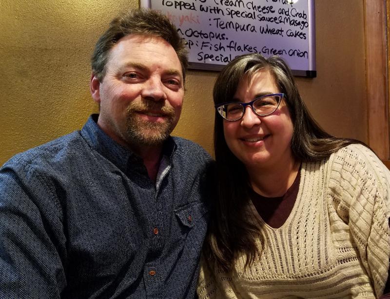 Scott and Katherine Feb-Mar 2018