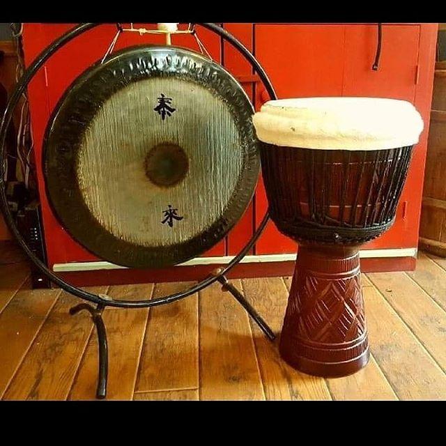 Herbalist drummer. #drummingherbalist