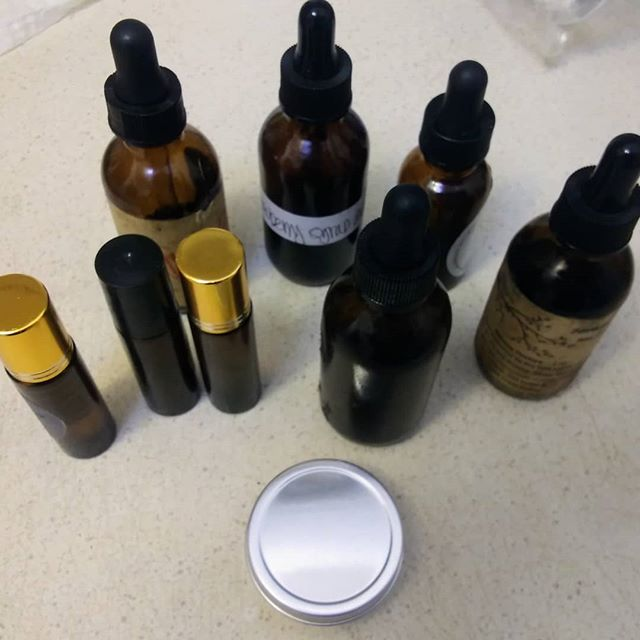 Herbage by Bex in Bermuda. My kiddo woke yesterday with a cold before we left for Bermuda.  I packed elderberry syrup, Echinacea and thyme, as well as my germ defense roller. I also always bring wherever i go my fwel good salve for anything itchy, scratchy cuts, and sunburns.  Two other, dont leave home without them, are my nervine tincture, to help with calming and sleep and mt cannabis salve, to help with pain, like we walked 95 miles and my feet are sore.