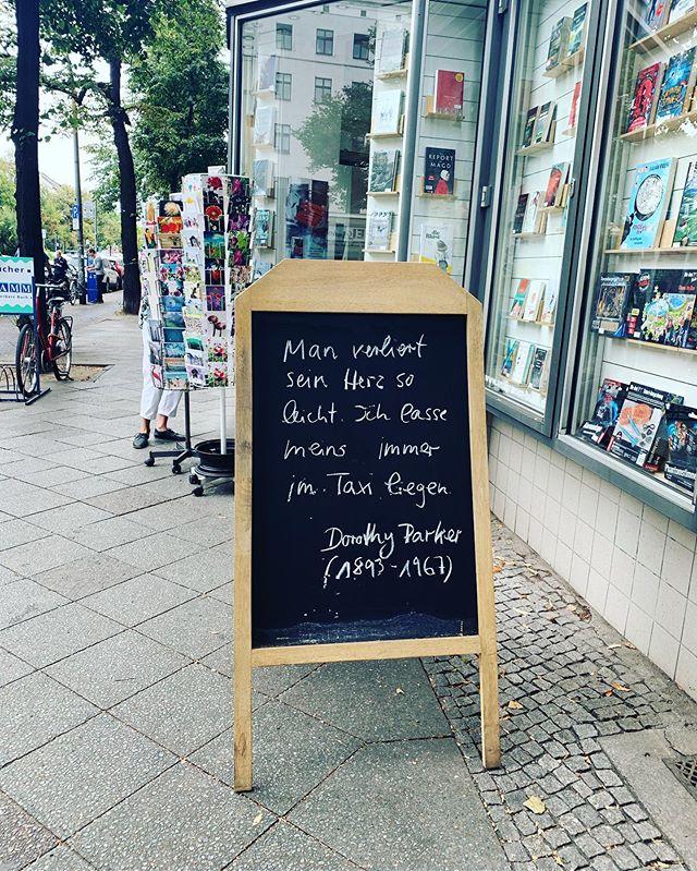 Today in Berlin.  #quotes #books #bookshop #berlin #igbookshop #kreuzberg #quoteoftheday #german #learnlanguages