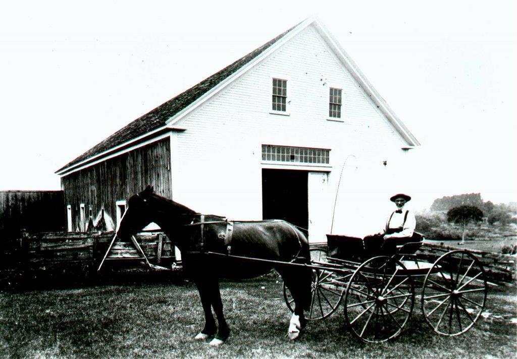 Early Days at the Powder Major's Farm