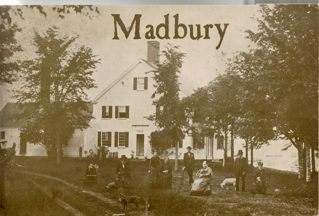 The barn to the right of this historic home in Madbury, built in 1723, housed the gunpowder seized at Ft. William and Mary in Portsmouth. The owner then, John DeMerritt, smuggled the powder to Charlestown, Mass., in time to help out in the Battle of Bunker Hill.