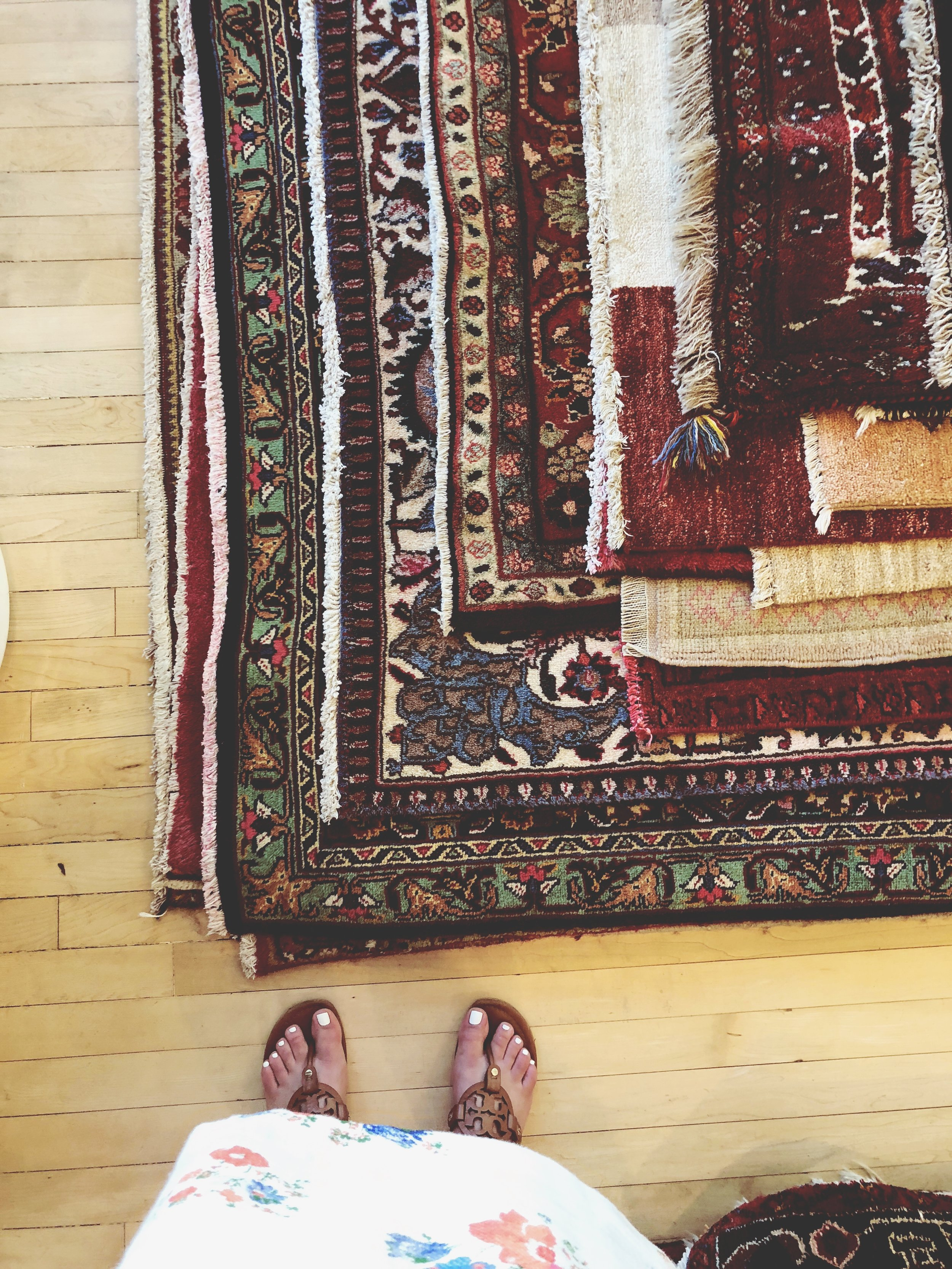 homestead seattle persian rugs