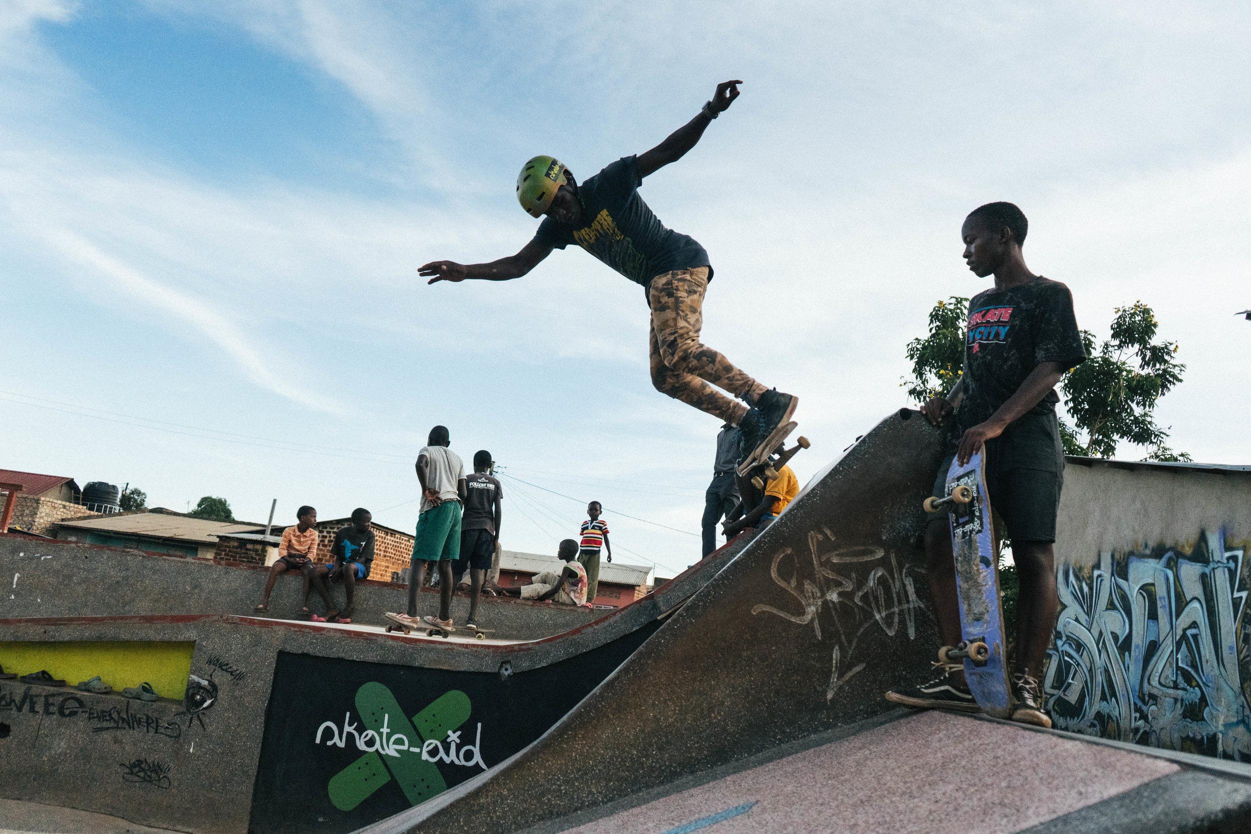 Skate Park -