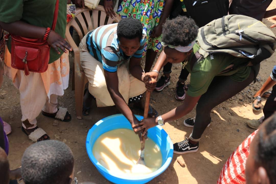 Nakivale Refugee Settlement, Uganda