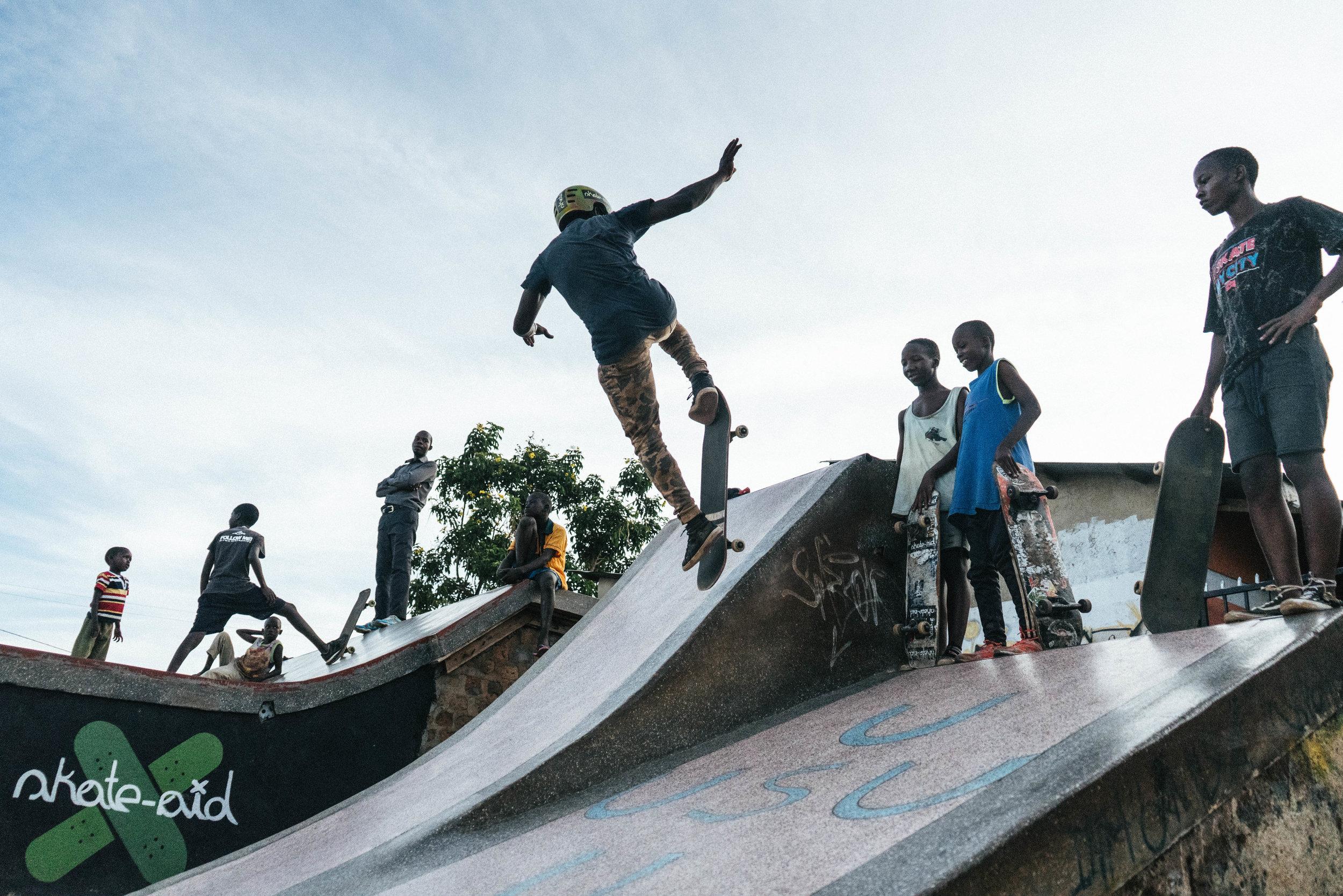 Kitintale Ghetto, Kampala