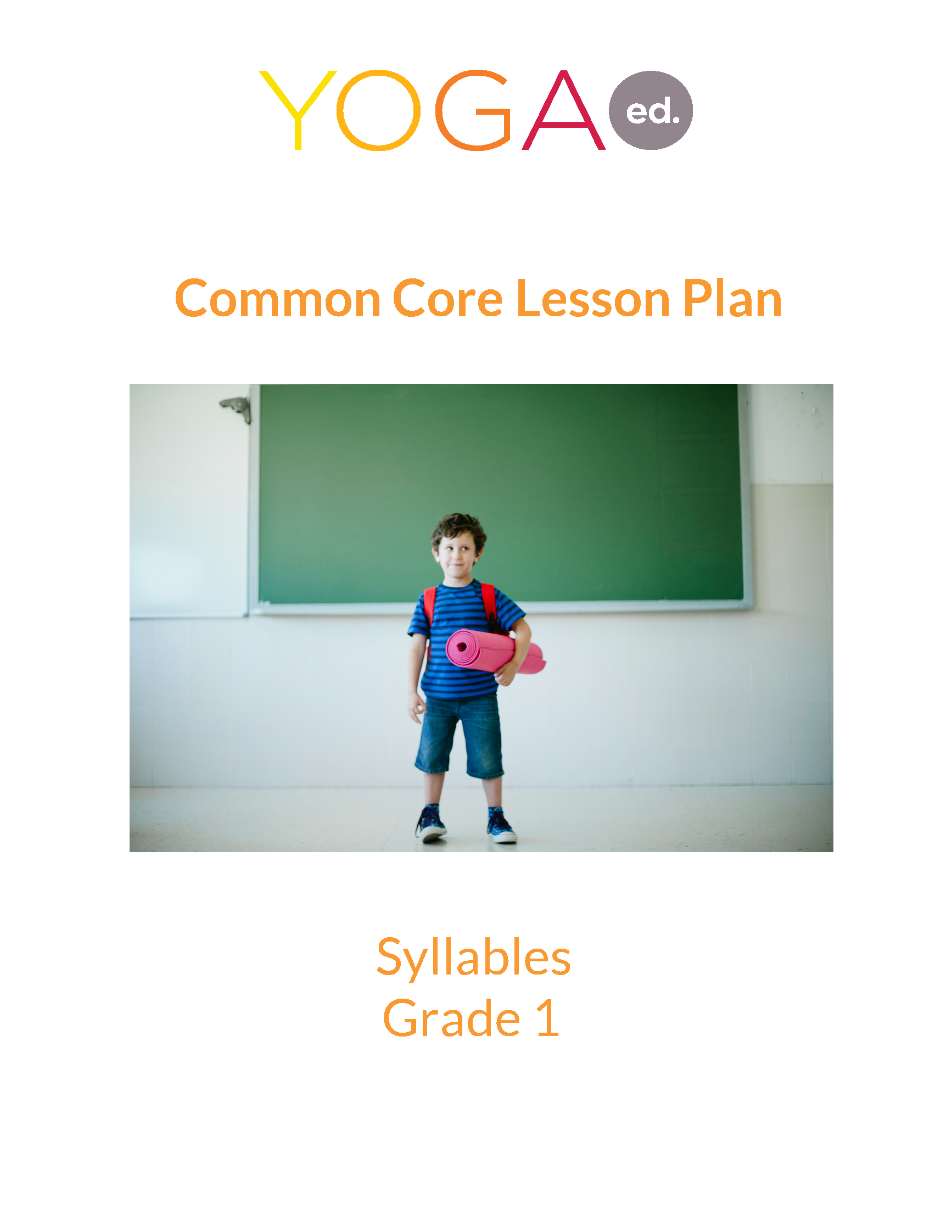 Preview of your lesson plan.