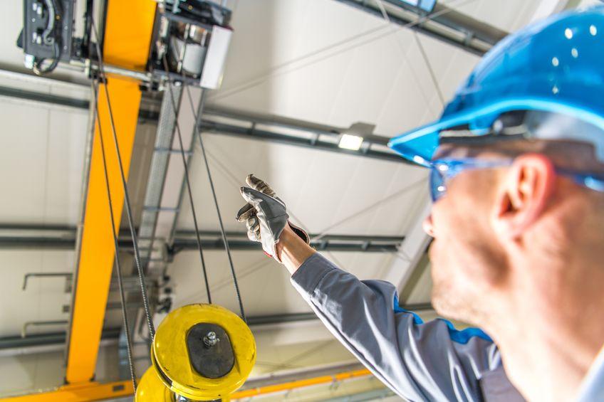 Bridge Crane OSHA Safety Programs