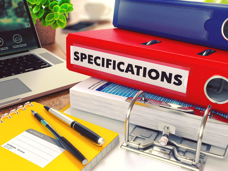 Overhead Crane specification writing