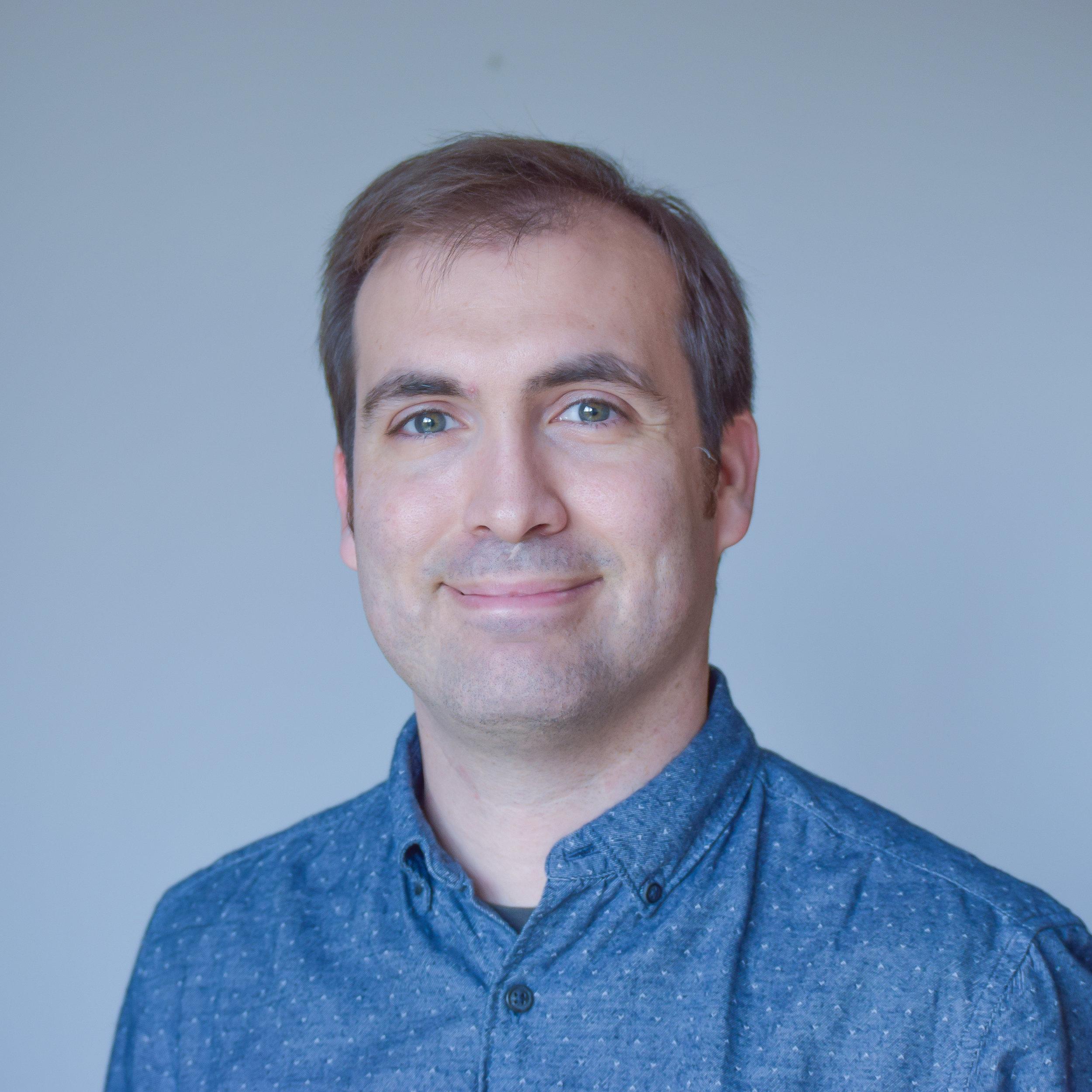 James McCandless - Cognitive Behavioural Psychotherapist/Clinical Supervisor