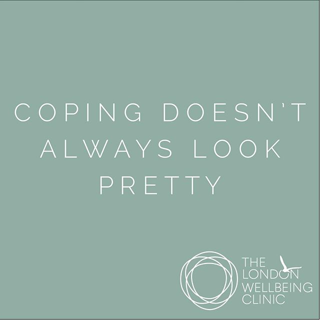 Today we're talking about Coping over on the blog. This is something that comes up time and again in therapy. People perceive themselves as 'not a coper', and that they 'cannot cope' with what life is throwing at them. This is often just a perception as we discuss on the blog.  If you ever feel that you're not coping, or that you perceive others to be when you're not, head on over to the website and give it a read - link in bio.  I'd love to know your thoughts on coping!  #coping #copingskills #mentalhealth #mentalwellbeing #wellbeing #mentalwellness #wellness #therapytools #icancope #icandothis #youcandothis #counselling #lookingafterme #copingdoesntalwayslookpretty #thelondonwellbeingclinic