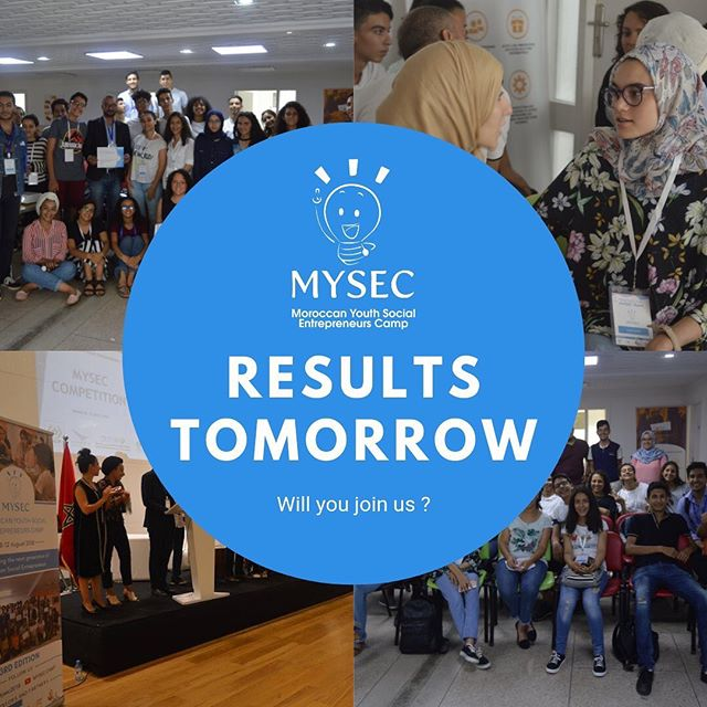 [MYSECamp]  The results for MYSEC admissions will be announced tomorrow. Stay tuned !