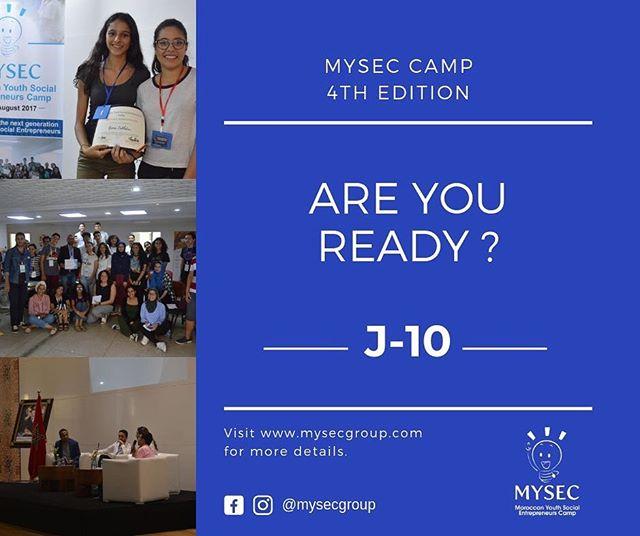 J-10 MYSEC CAMP !