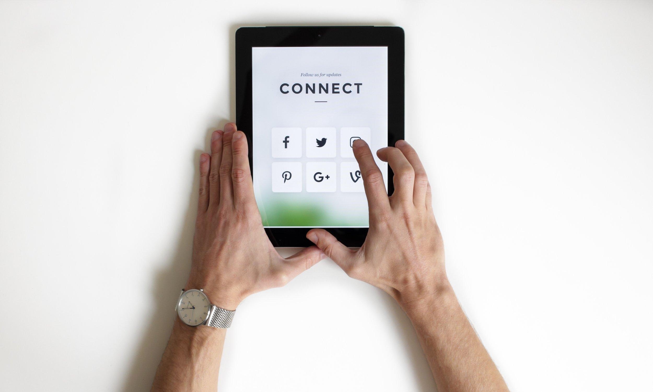 Social Media COnsulting - Tailored social media strategies.