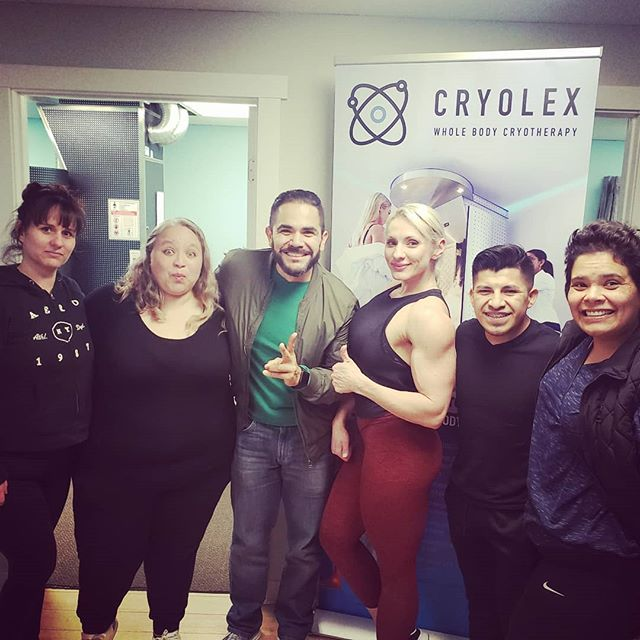 What an awesome group of people. Thanks @mx360fitness for having Cryotherapy as a part of your weight loss challenge!!! Let's get HEALTHIER together!!! #CRYOHEALTH #cryotherapy #kirklandcryotherapy #TOTEMLAKEcryo #kirkland #totemlake #bellevue #redmond #cryo #freezeforhealth #frostyourself #freeze #recovery #skincare #health #betterbody #betterhealth #healthyskin #healthy