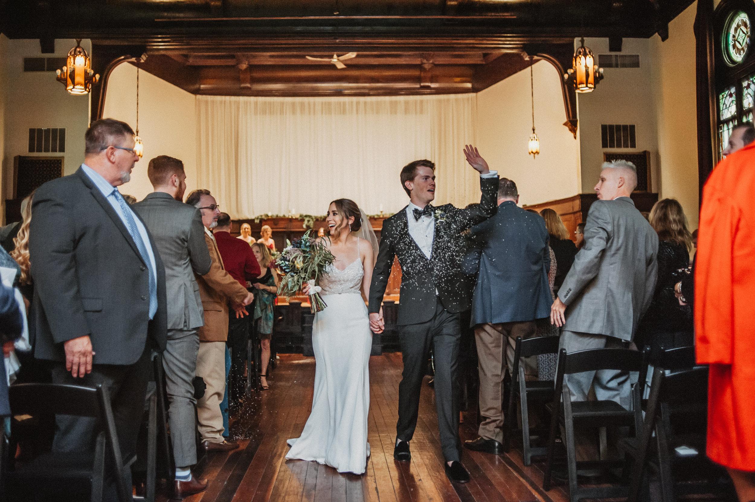 wedding venues downtown