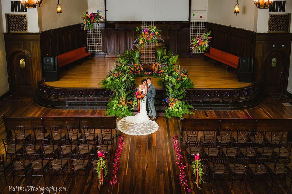 Upstairs Ceremony Hall